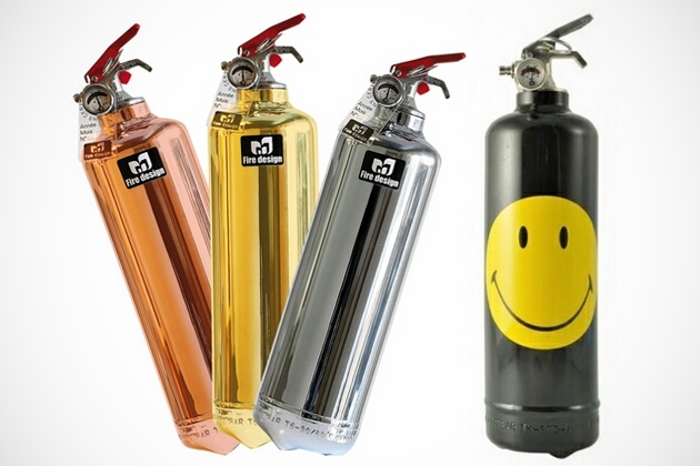 Fire Design - Decorative Fire Extinguishers (2)