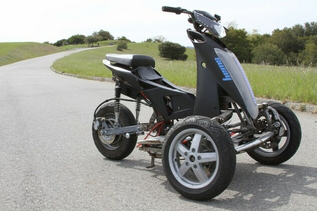 Sway Motorsports Electric Scooter (1)