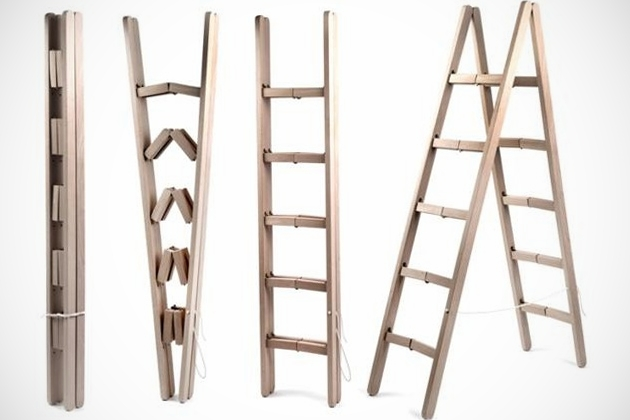 Ultra-compact ladder