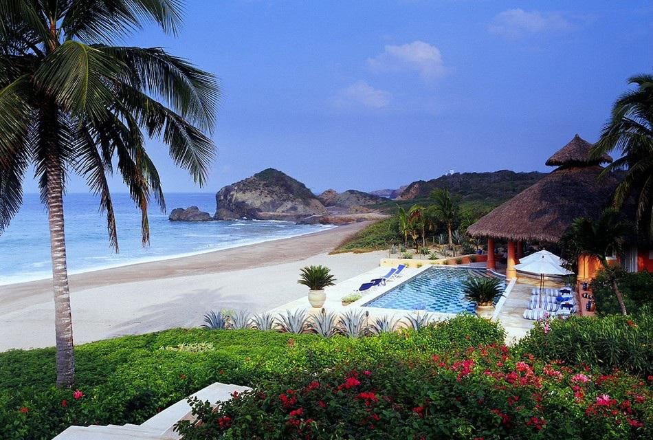 Cuixmala Luxury Resort and Villas - Mexico (10)