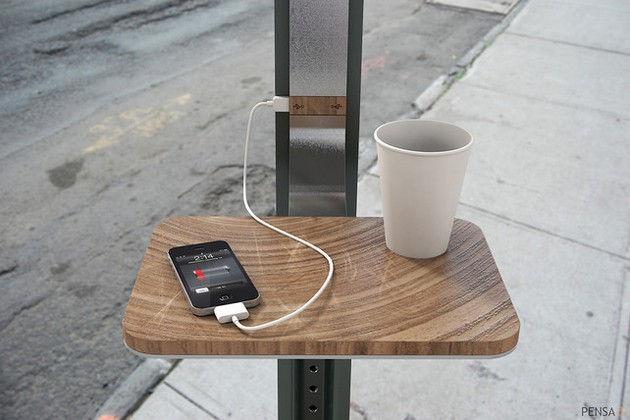 Street Charge Gadget Recharging System (2)