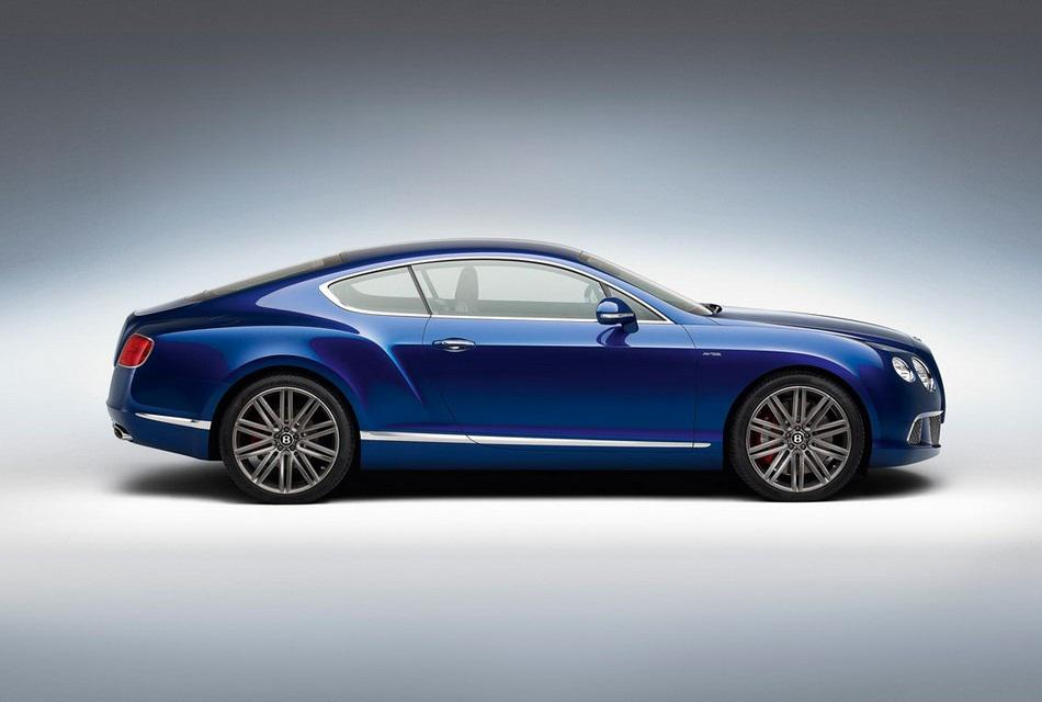 2013 Bentley Continental GT Speed (3)