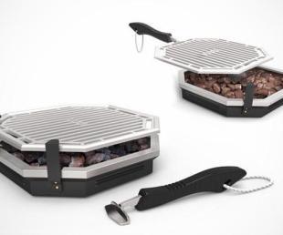 Element Indoor Smokeless BBQ