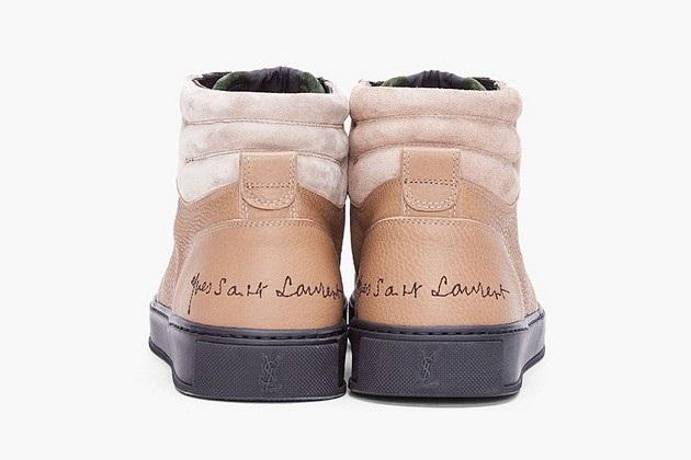 Yves Saint Laurent Malibu Hiking Sneakers (2)