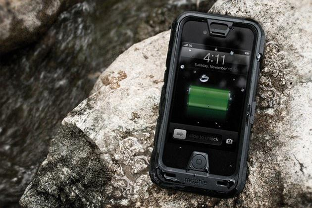 Mophie Juice Pack PRO iPhone 4/4S Battery Case (1)