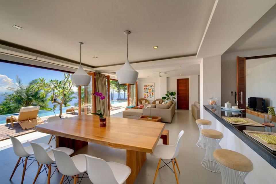 Luxury Malimbu Cliff Villa in Indonesia (5)