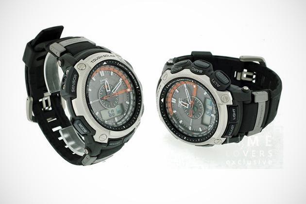 Casio Pathfinder Wrist Watch
