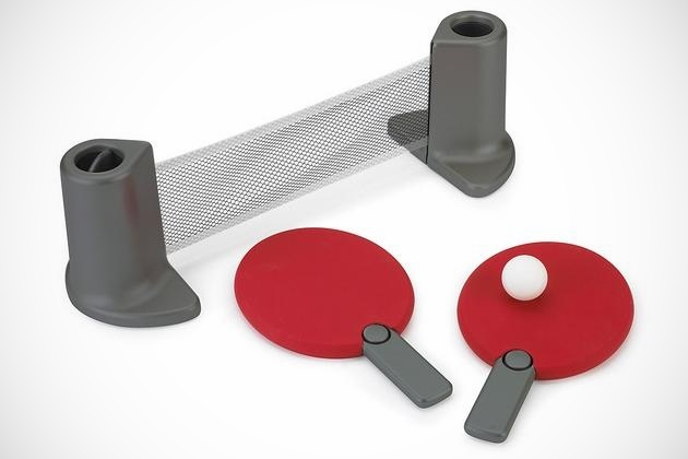 Portable Ping Pong Set (2)