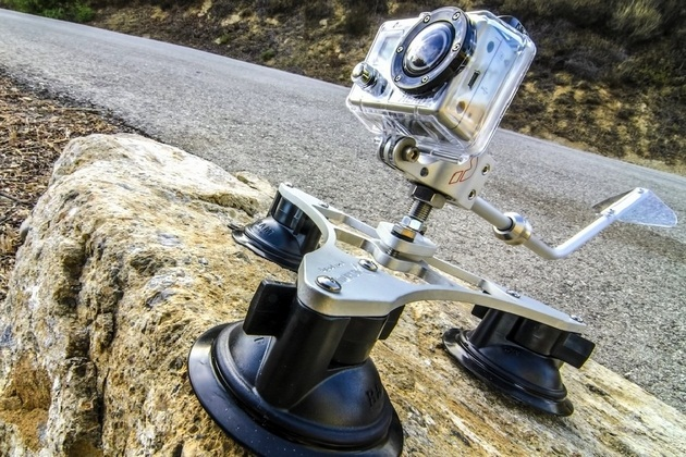 VectorMount Action Camera Mounting System