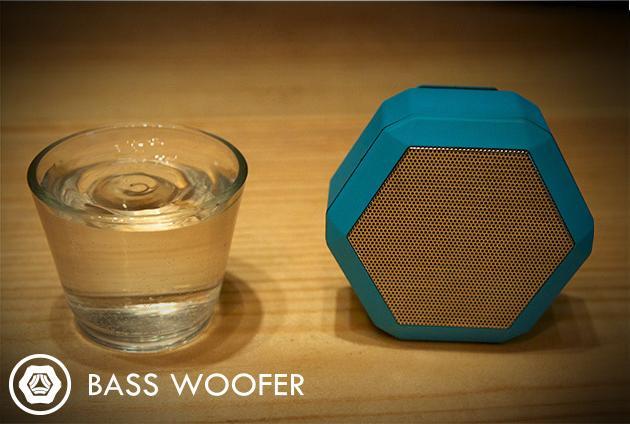 Boombot REX - Ultraportable Speaker