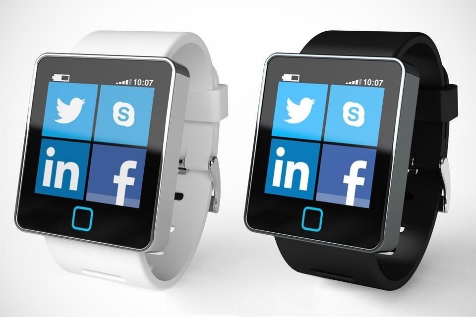 Gnomio Smart Watch for Windows Phone