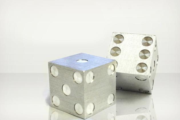 Precision Machined Dice