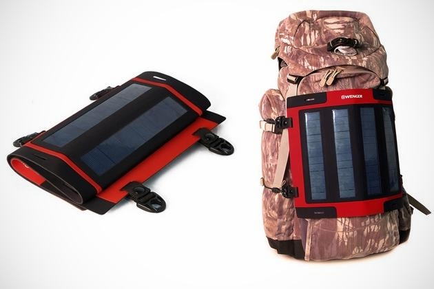 Wenger Portable Solar Charger