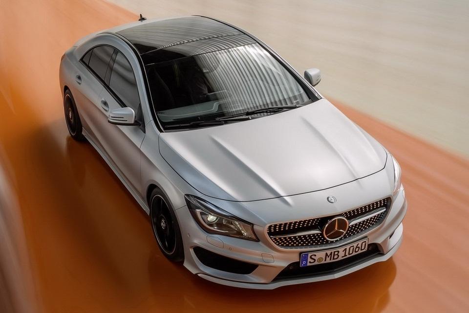 2014 Mercedes-Benz CLA Class (3)