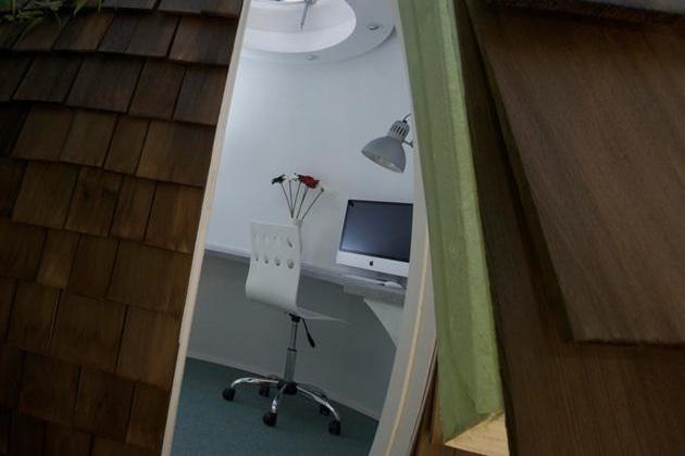 Archipod Eco-Friendly Garden Office Pod (6)