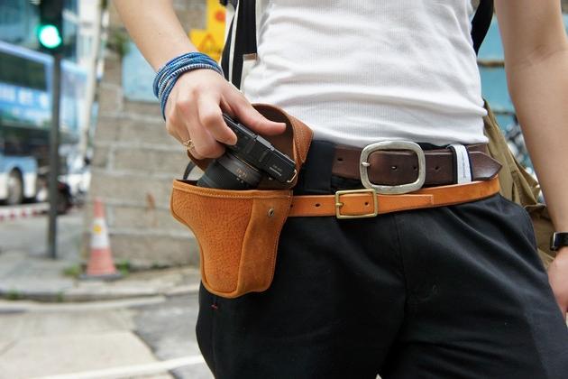 Gun Special Holder SLR Mirror-less Camera Case