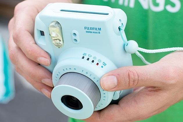 Instax Mini Instant Cameras
