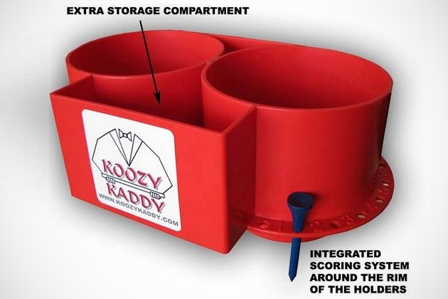 Koozy Kaddy Elevated Drink Holders