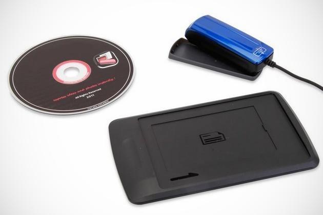 Pocket Sized Scanner