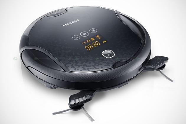 Samsung Robotic Vacuum Cleaner - Smart Tango Corner Clean