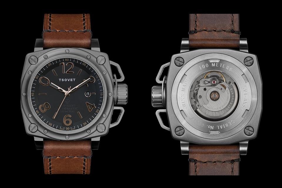 Tsovet SVT-AX87 Automatic Watch (2)