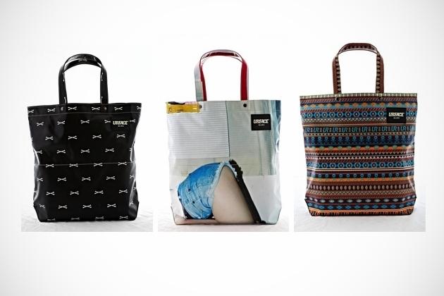 Urface Artist Shopping Bag Series 2013 (1)
