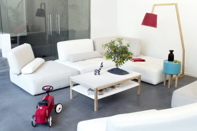 Volcane and Lagune Coffee Tables by Bellila (2)