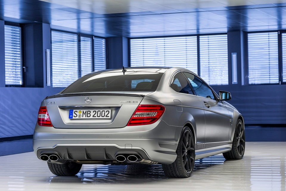 Mercedes-Benz C63 AMG Edition 507 (4)