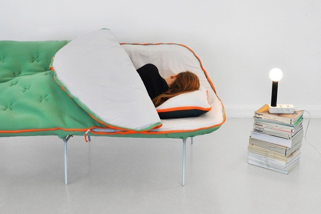 Camp Daybed Couch + Bed (2)