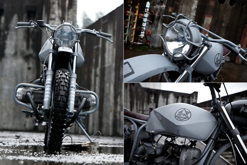 """URAL Motorcycles x ICON """"The Quartermaster"""" (2)"""