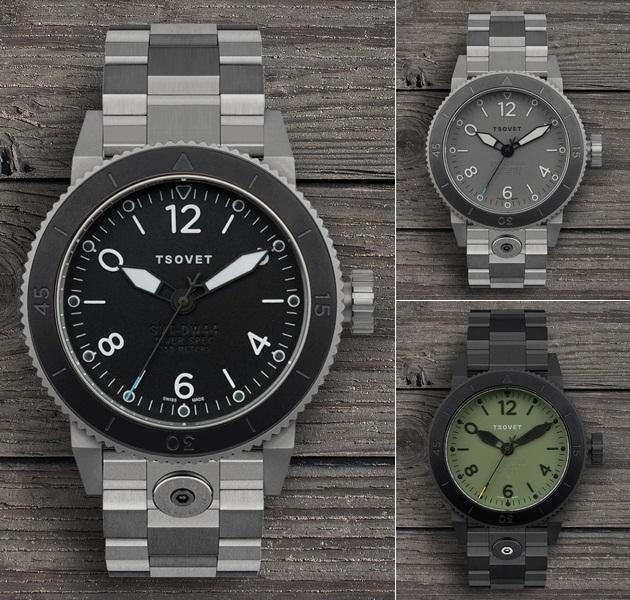 Tsovet SVT-DW44 Watch