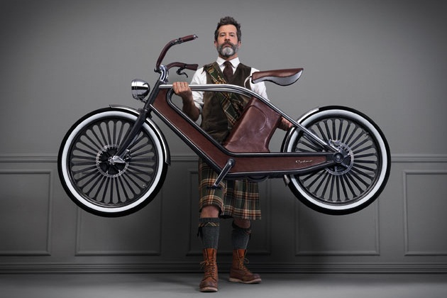 The Cykno Eclectic Bicycle (1)