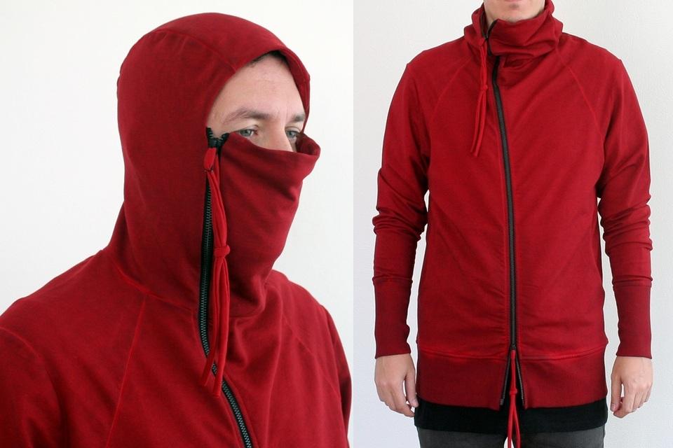 Ninja Hooded Jacket