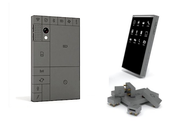 Phoneblocks - A Phone That You Can Build Like Lego (2)