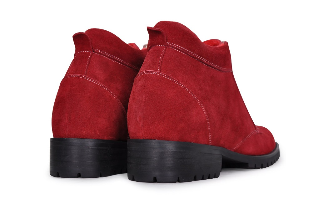 Clyne boots (Red) (1)
