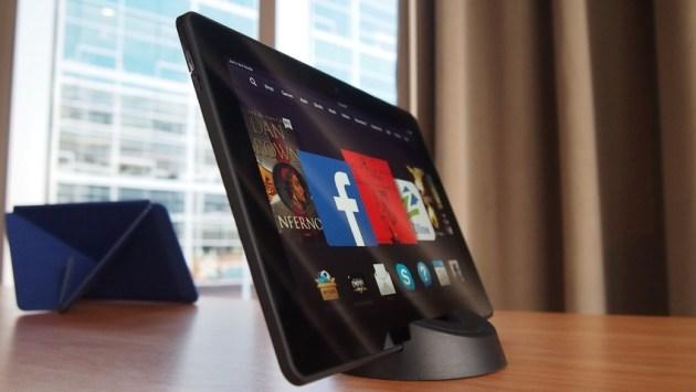 Kindle Fire HDX Tablet (5)