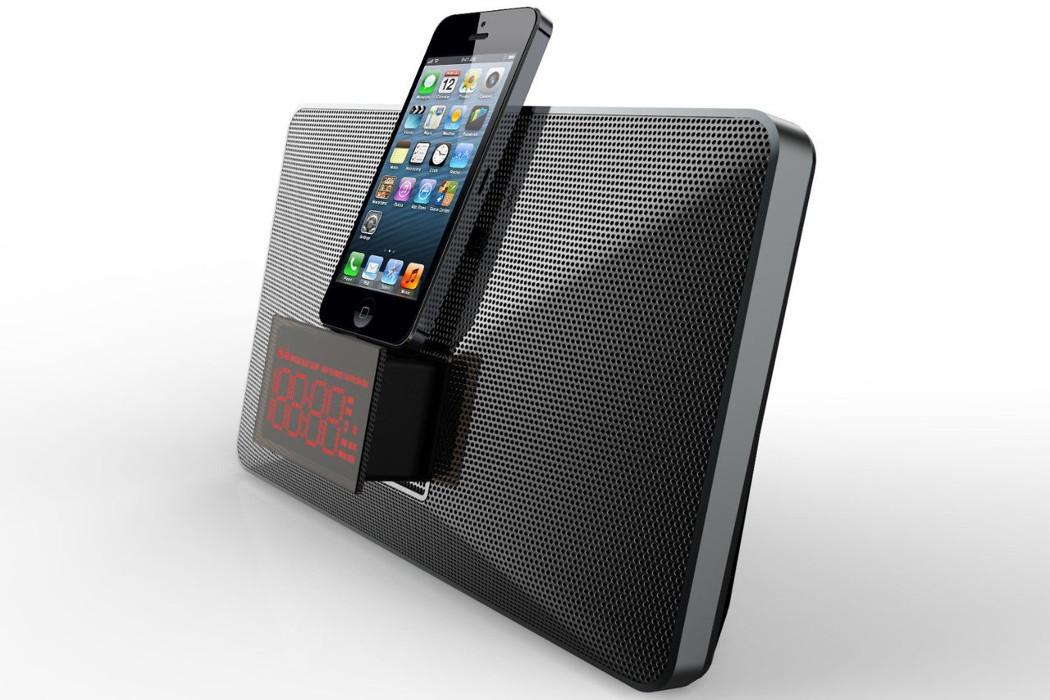 Lightning Speaker Dock for Phone 5S 5C