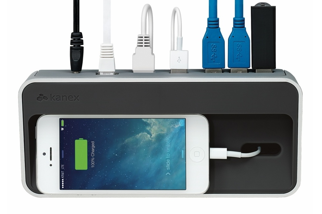 SimpleDock Expansion and Charging Station (1)