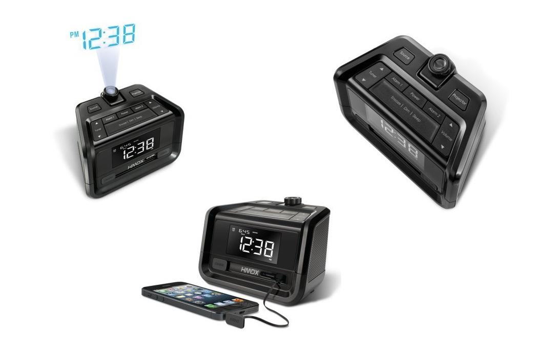 Sleep Station Projection Alarm Clock