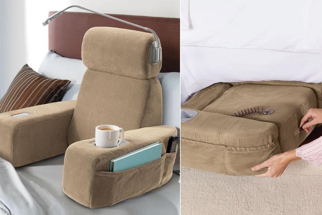 Massaging Bed Rest (1)