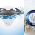 Brookstone Waterproof Floating Bluetooth Speaker (2)