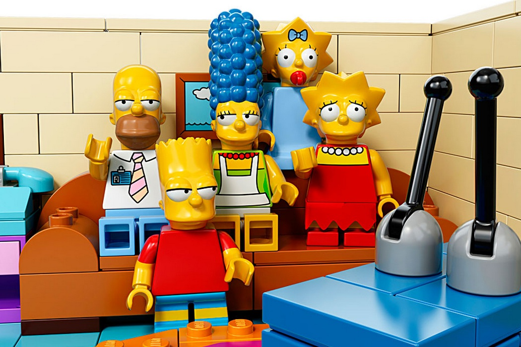 Lego The Simpsons (5)