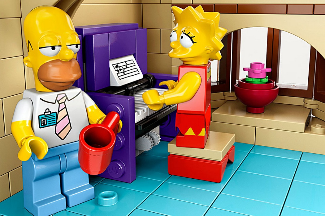 Lego The Simpsons (7)