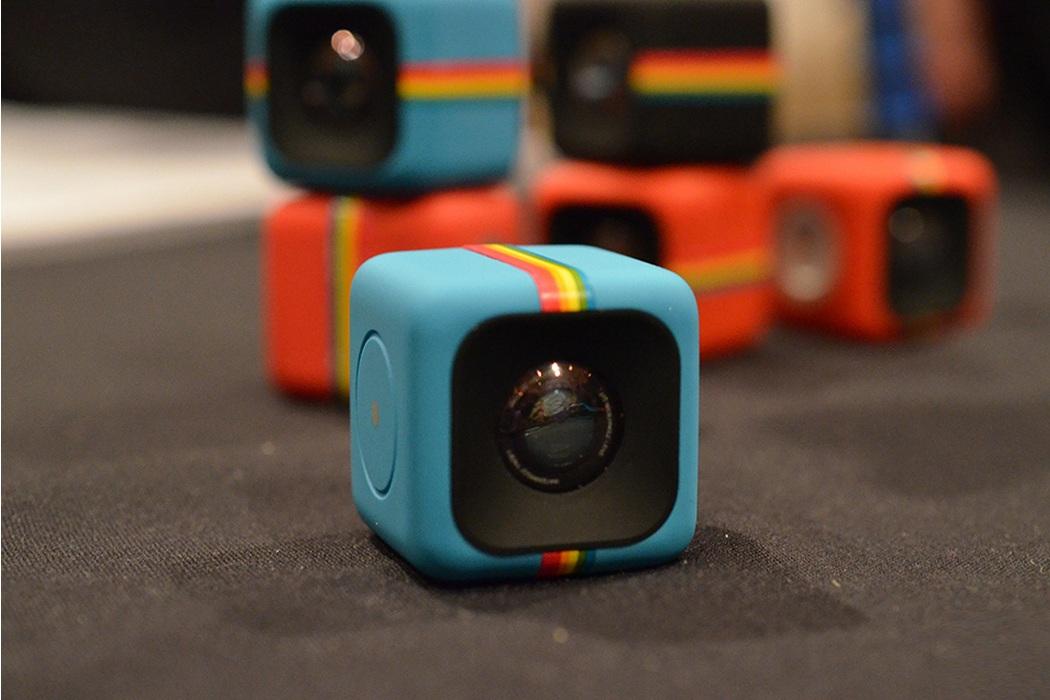 Polaroid's Cube Camera C3 (1)