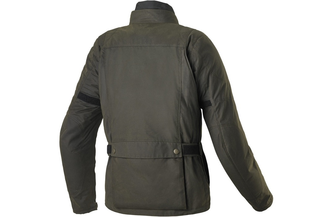 Spidi Worker Wax H2out Jacket (6)