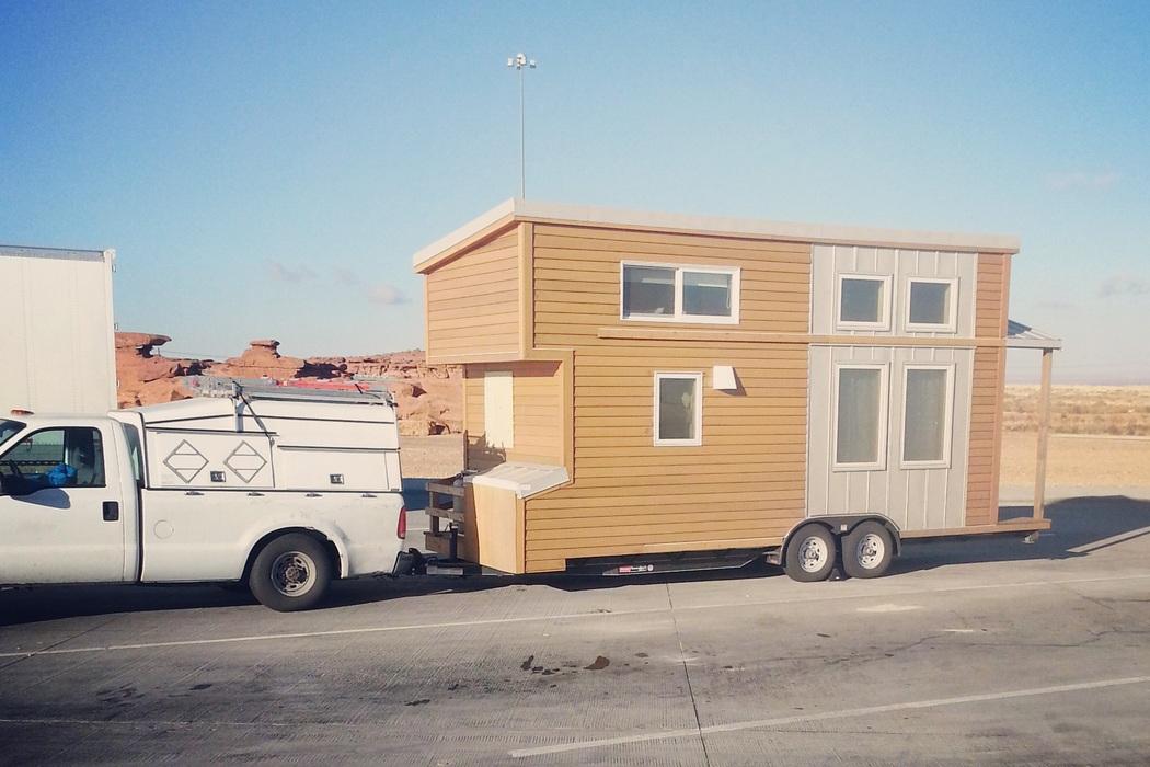 Tiny House On Wheels (2)