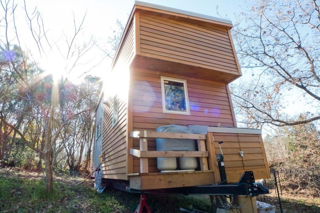 Tiny House On Wheels (3)