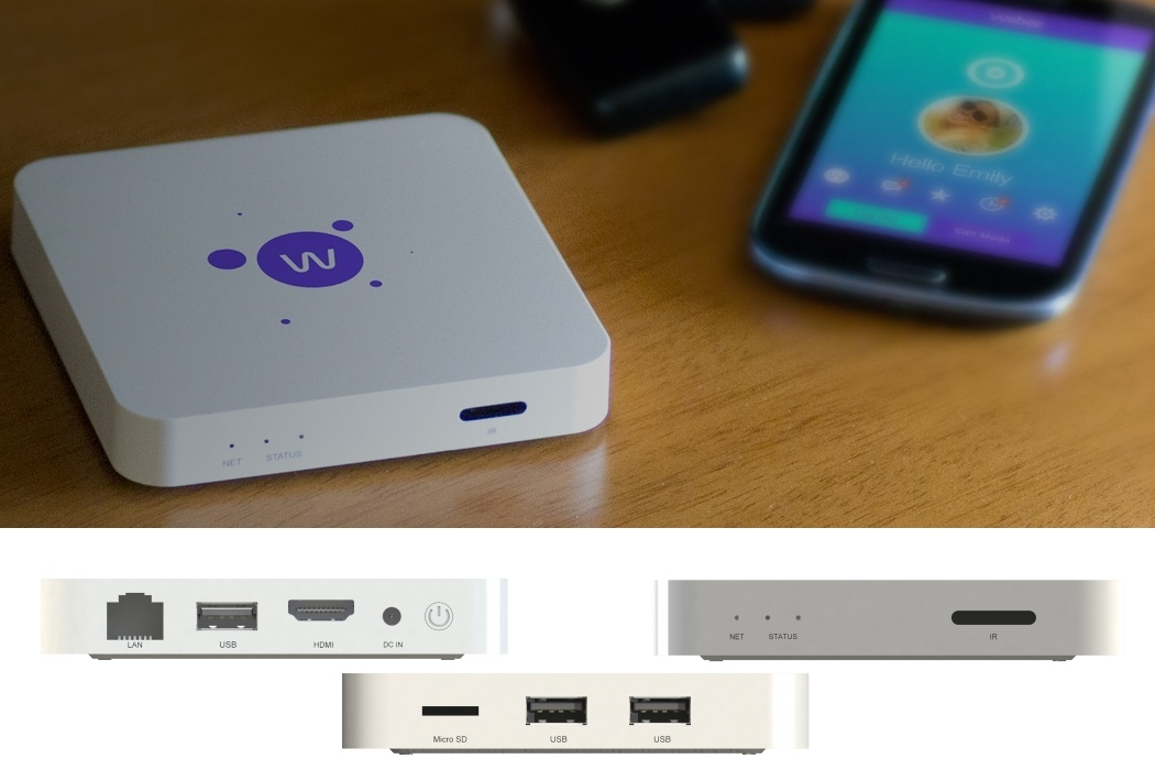 Webee Smart Home System (2)