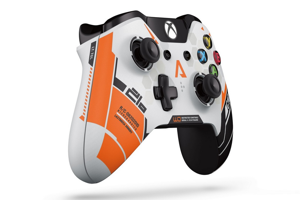 Xbox One Titanfall Wireless Controller (2)