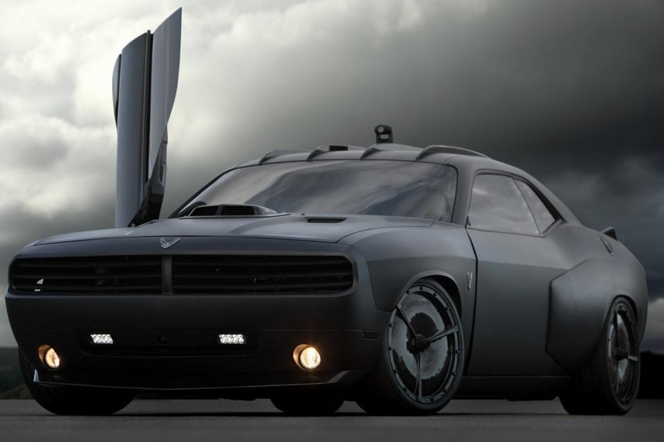 Dodge Challenger Vapor For U.S. Air Force (13)